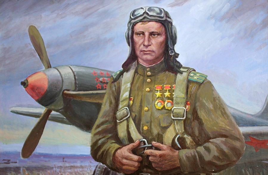 летчики вов герои советского союза кореец